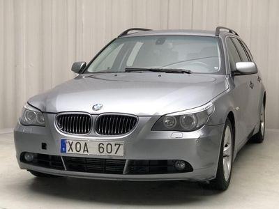 begagnad BMW 535 d Touring Touring, E61 (272hk)
