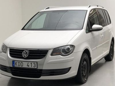 begagnad VW Touran 1.4 TSI EcoFuel
