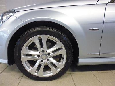 begagnad Mercedes C220 CDI 4 Matic