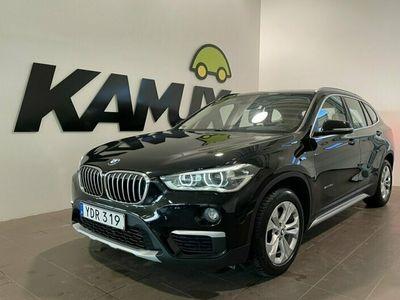 begagnad BMW X1 sDrive18d | X-Line | Navi | Skinn | Head-Up | 150hk