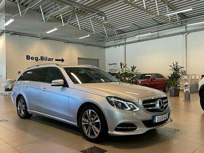 begagnad Mercedes E220 E BenzBlueTEC 7G-tron V-hjul,Motorvärm 2015, Kombi Pris 199 000 kr