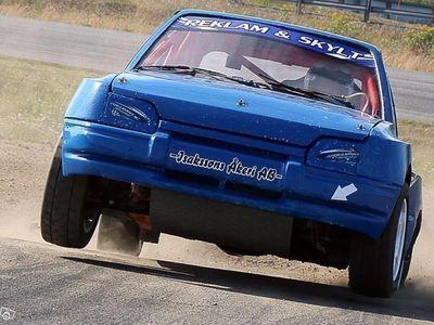 begagnad Ford Escort RallyCross 2400 -91
