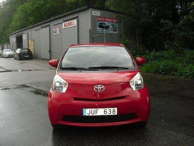 begagnad Toyota iQ 1.0 VVT-i 68hk -09
