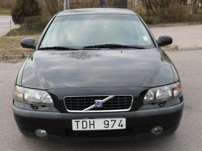 begagnad Volvo S60 2.4 CNG Automat Business 140hk -02