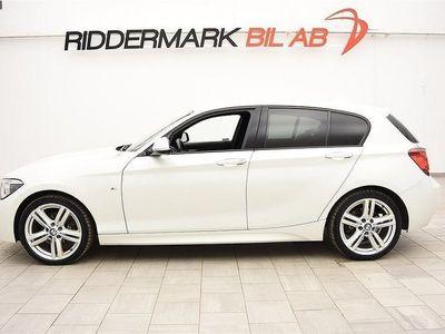 begagnad BMW 120 d xDrive 5dr 184hk M-SPORT / DRAG