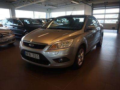 begagnad Ford Focus Cabriolet 1.6 Duratec Luxury Cab 2010, Personbil 59 900 kr
