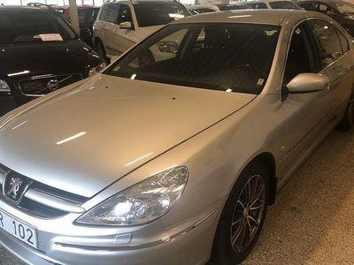 begagnad Peugeot 607 3.0 V6 TipTronic 211hk