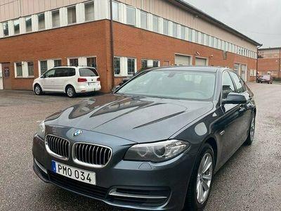 begagnad BMW 520 d Sedan 190hk Drag Toppskick Euro 6