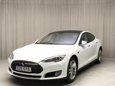 begagnad Tesla Model S 85 (367hk)