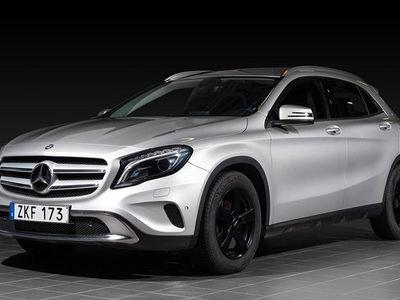 begagnad Mercedes 200 GLA BenzD Aut Navi Drag 2016, Halvkombi 209 900 kr