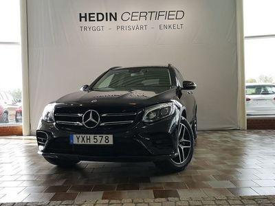 begagnad Mercedes GLC250 d 4MATIC // AMG & Bränslevärmare //