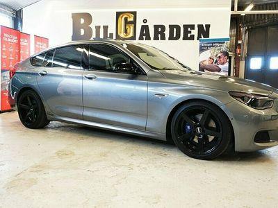 begagnad BMW 535 Gran Turismo d xDrive Steptronic M Sport Euro 6 313hk