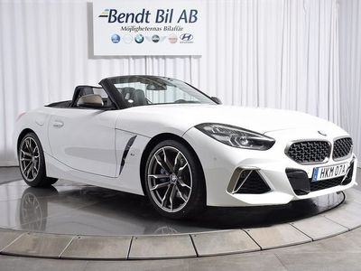 begagnad BMW Z4 M40i/Innovation/340hk