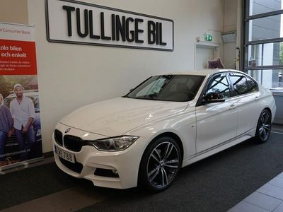 begagnad BMW 320 d 230hk Aut M-Sport Navi Drag