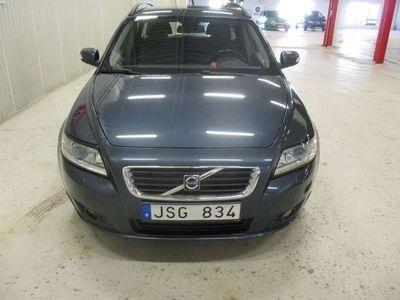begagnad Volvo V50 1,6d Drive Momentum Manuell -09