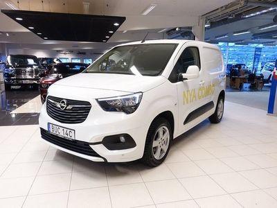 begagnad Opel Combo Cargo Premium L1 100hk *Gamla skatten*