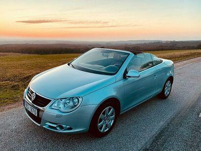begagnad VW Eos 2.0 FSI Exclusive 150hk