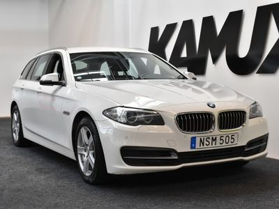 begagnad BMW 520 d xDrive Touring | Business | D-värm | Drag | 190hk
