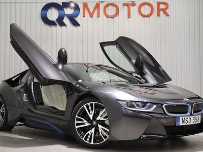 begagnad BMW i8 1.5 + 7.1 kWh laser light