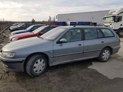 begagnad Peugeot 406 Break