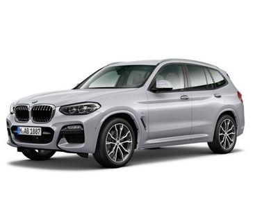 begagnad BMW X3 xDrive20d M Sport Navi Värmare Drag Backkamera