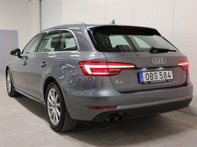 begagnad Audi A4 Avant 2.0 TDI 190hk quattro S-tronic. Värmare