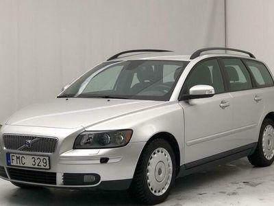 begagnad Volvo V50 2.4
