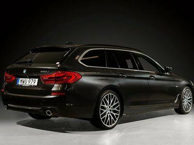 begagnad BMW 520 d Touring Steptronic Luxury Line