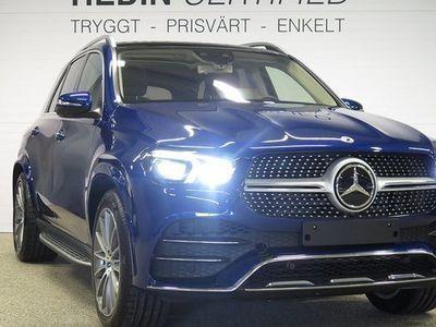begagnad Mercedes 400 GLE Benzd 4MATIC 2020, SUV 842 900 kr