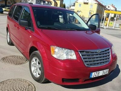 begagnad Chrysler Grand Voyager RT