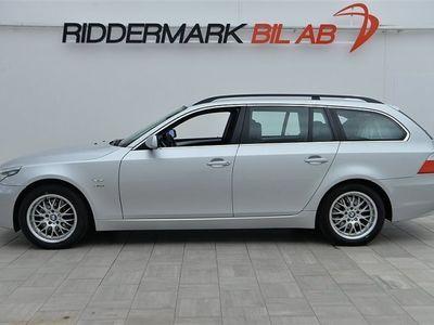 gebraucht BMW 525 xi Touring E61 218hk AUT / NYSERVAD
