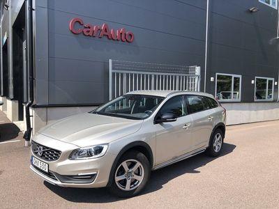 brugt Volvo V60 CC D4 Aut Momentum Euro 6 190hk