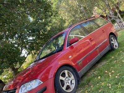 begagnad VW Passat Variant 1.9 TDI 4 motion