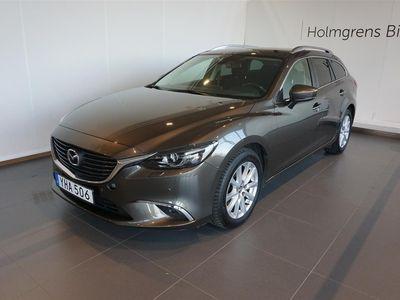 begagnad Mazda 6 2.0 Kombi