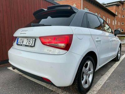 begagnad Audi A1 Sportback 8X