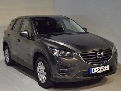 begagnad Mazda CX-5 2.2 AWD Aut 150hk (Drag,Nav)
