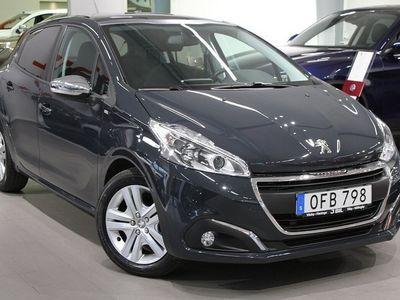 begagnad Peugeot 208 Style 1,2 PureTech 82hk 5D