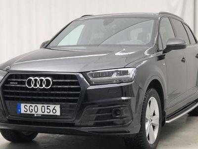 begagnad Audi Q7 3.0 TDI quattro 2018, SUV 515 000 kr