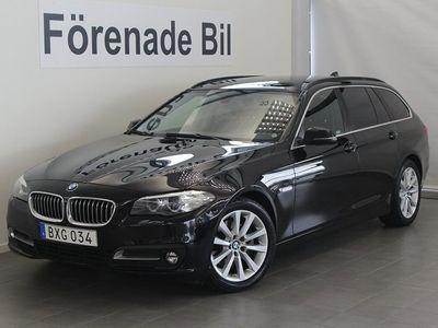 begagnad BMW 520 d xDrive Touring Sport Line