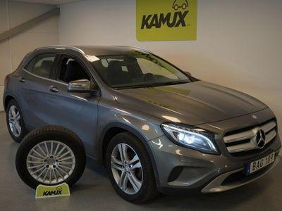 second-hand Mercedes GLA200 CDI, Xenon, Farthållare