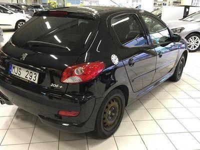 begagnad Peugeot 206 1.4 5dr 2010, Sedan 49 900 kr