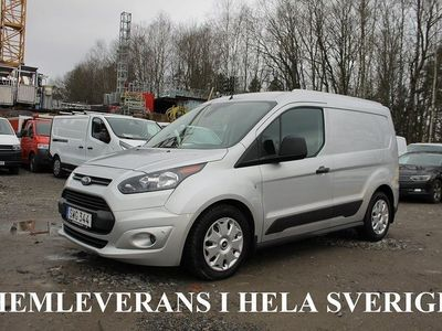 begagnad Ford Transit Connect 1.5 TDCi AUT Verks.Inred