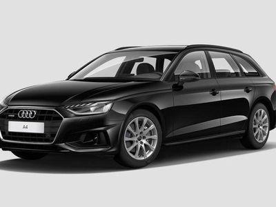 begagnad Audi A4 Av 40 TDI 190hk q S-tr Proline Sport Business Lease