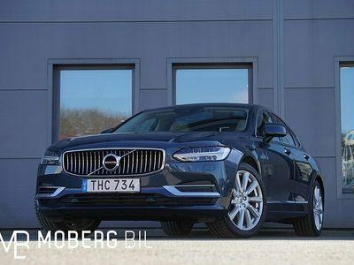 begagnad Volvo S90 T8 TwEn AWD Inscription VOC Taklucka Navi 2018, Sedan Pris 429 900 kr