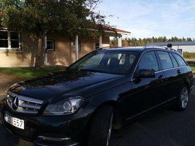 begagnad Mercedes C250 CDI BlueEfficiency 4Matic
