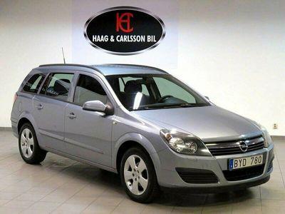 begagnad Opel Astra Kombi Enjoy
