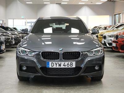 begagnad BMW 320 D xDrive Touring M Sport Navi Drag