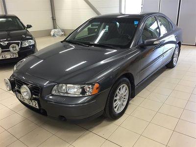 begagnad Volvo S60 2.4d 163HK