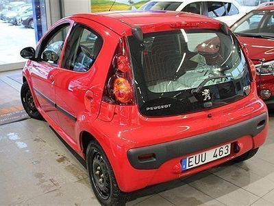 gebraucht Peugeot 107 Active 1,0 VTi 68hk 5D