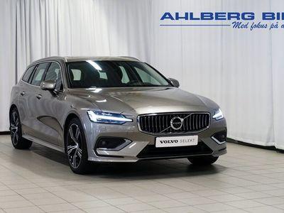 begagnad Volvo V60 T6 AWD Inscription, Garanti 24 månader, On Call, Head Up Display, Parkeringskamera 360°, Panoramaglastak, Harman/Kardon